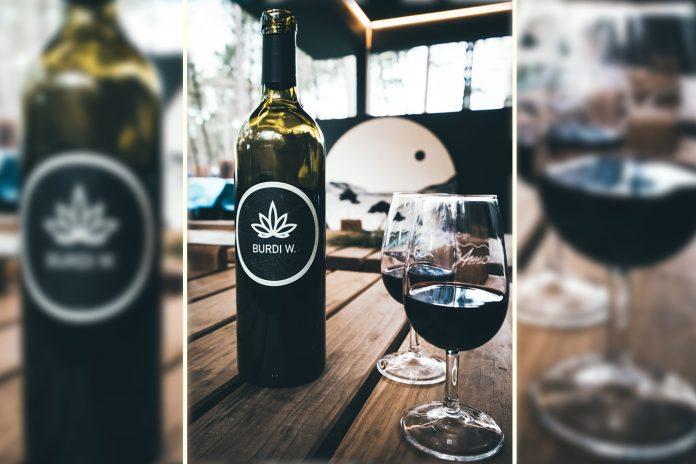 Cannabis Wein Burdi W