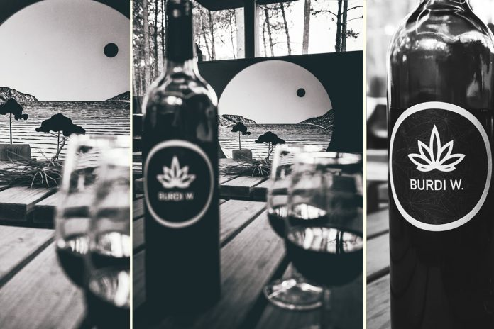 Cannaibs Wine Burdi W