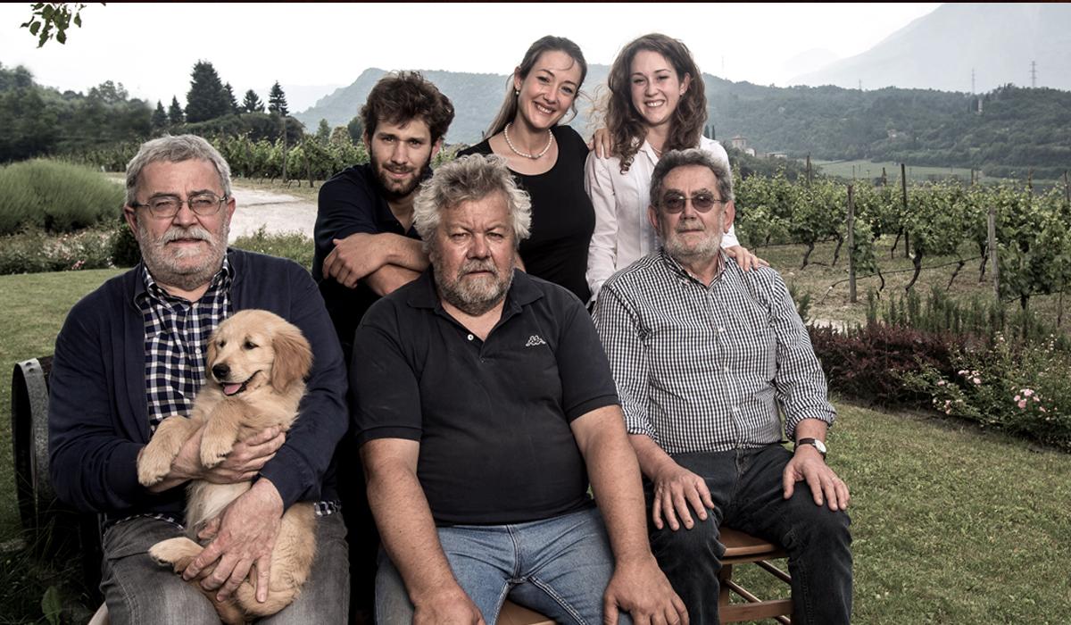 Pravis, Lasino, Trentino, Family