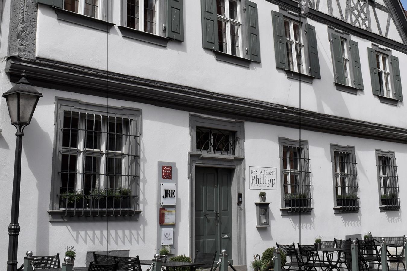 Restaurant Philipp in Sommerhausen am Main in Unterfranken