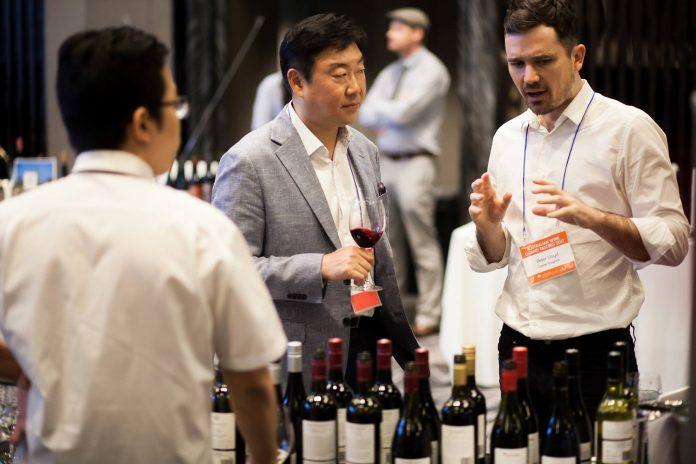 Weinmarkt China für Wine Australia